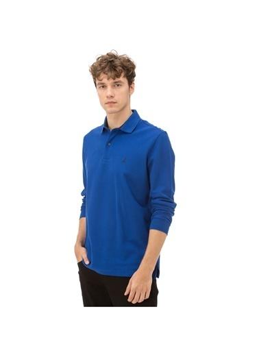 Nautica Tişört Mavi